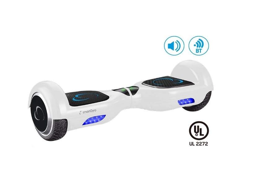SmartGyro X2 White