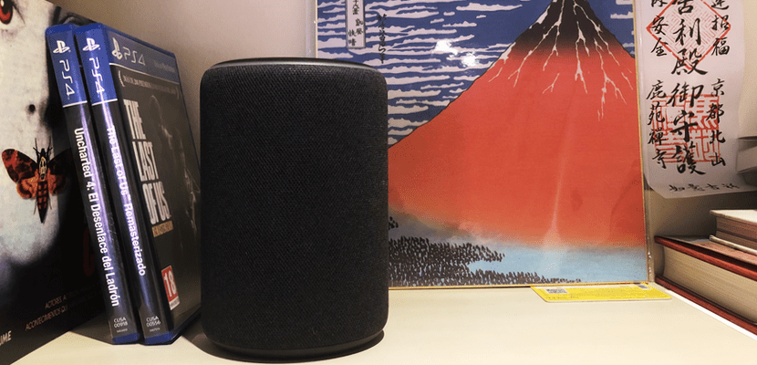 Detalle Amazon Echo Plus