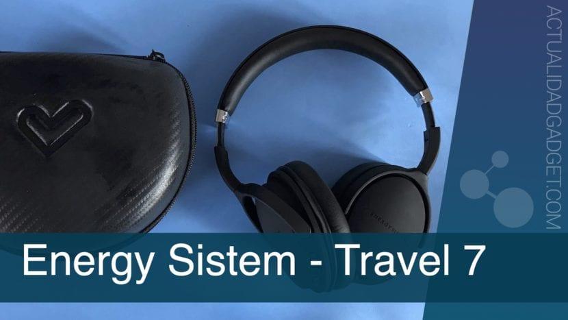 Energy Sistem TRAVEL 7 portada