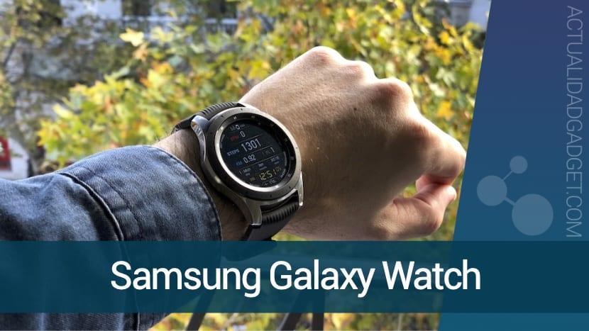 Análisis del Samsung Galaxy Watch, el reloj gama premium para Android