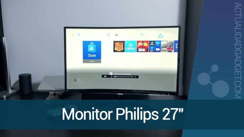Analizamos el monitor Philips E278E8QJAB/00, 27 pulgadas de puro rendimiento