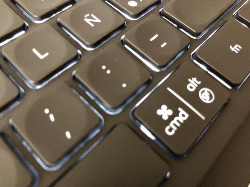 teclado logi craft