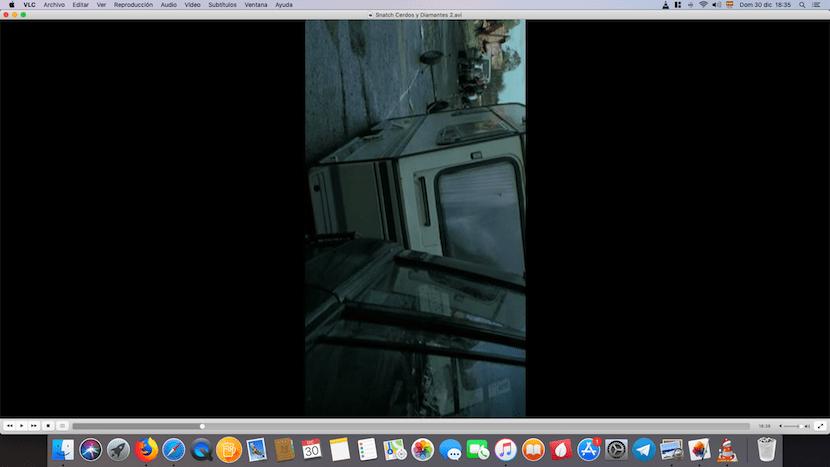 Cómo rotar un vídeo con VLC