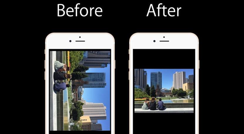 Rotar vídeos en el iPhone de forma gratuita