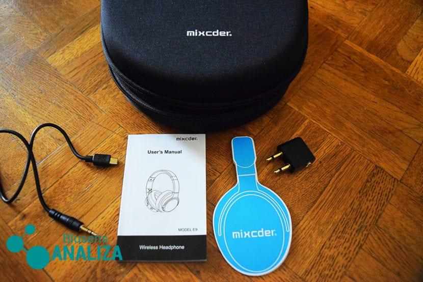 Accesorios mixcder e9
