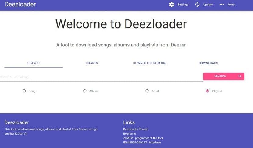 Deezloader Oficial