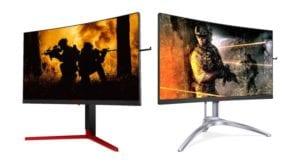 Monitores AOC Gama AGON 3 para Gaming