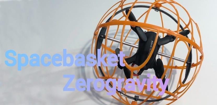 Spaceball Zerogravity, un technogame apasionante de Jugetrónica