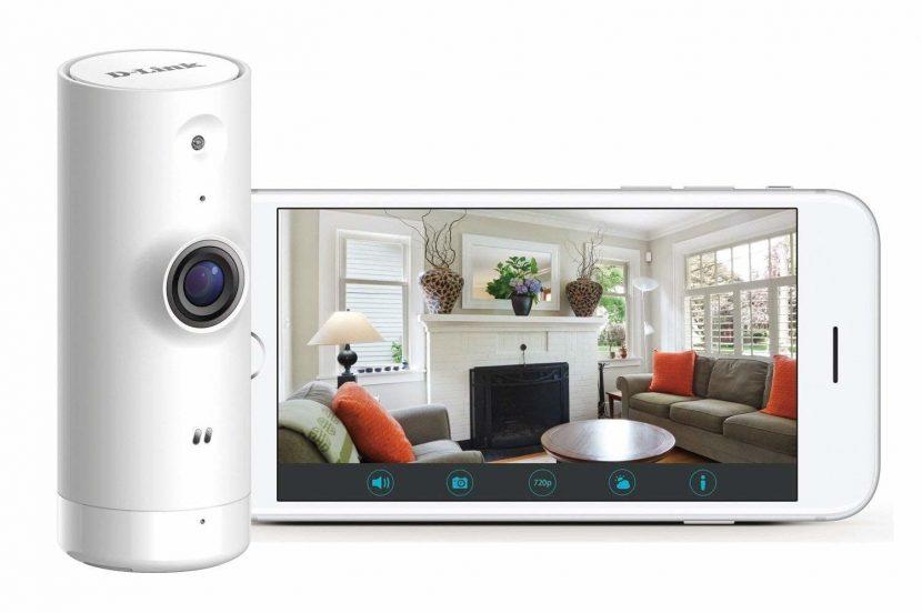 cámara inteligente d-link