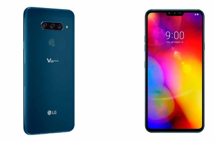 LG V40 ThingQ