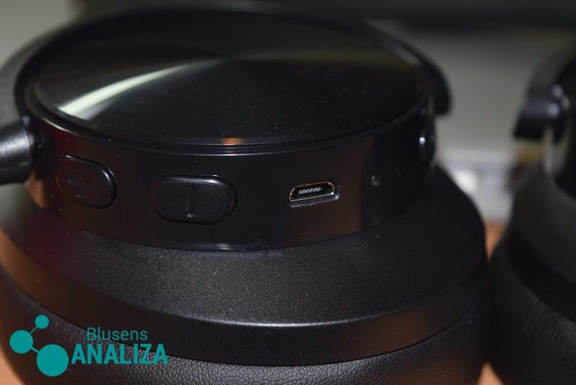 detalle botones mixcder e9