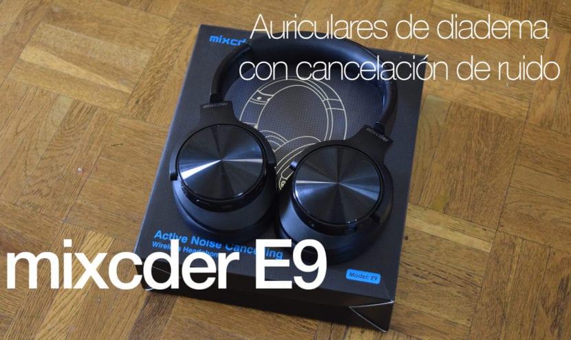 auriculares mixcder e9