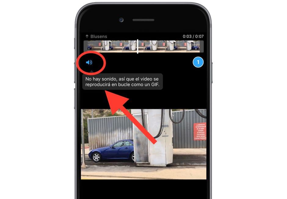 Crear GIF con Telegram