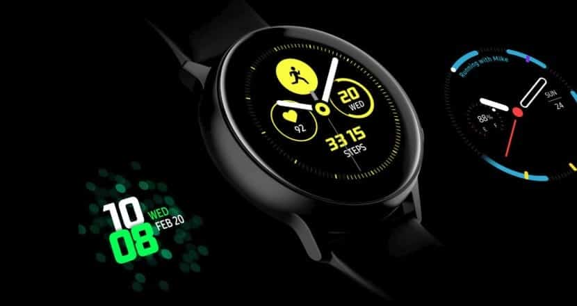 Galaxy Watch Active Oficial