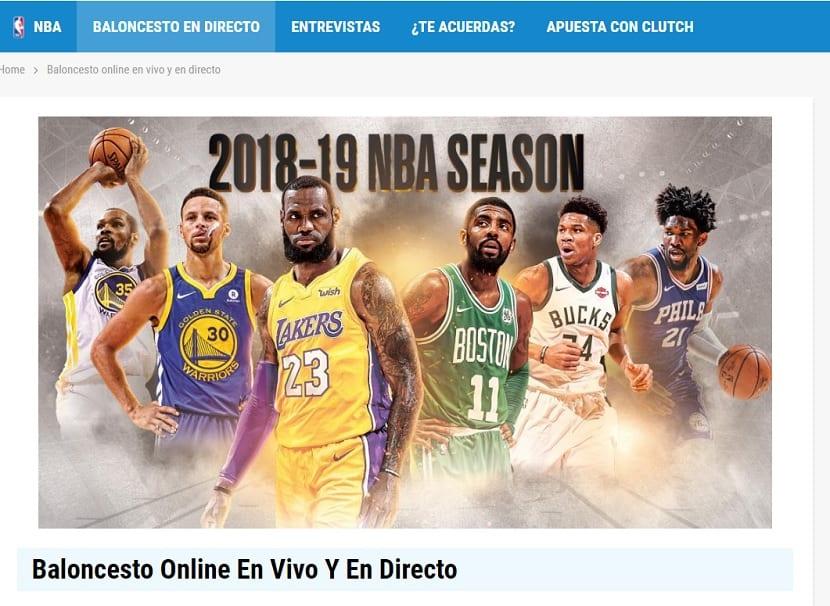 NBA Clutch
