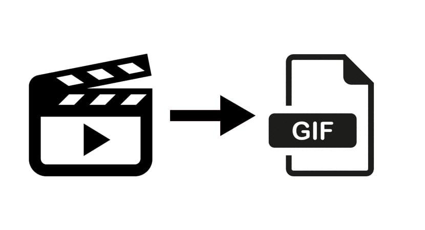 conversión vídeo a GIF