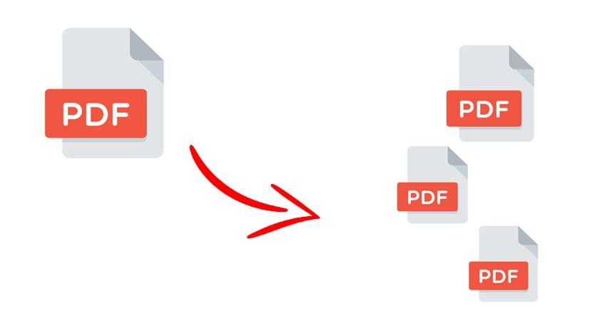 Dividir documento PDF