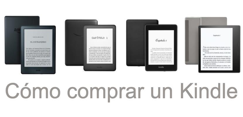 Como comprar un Kindle