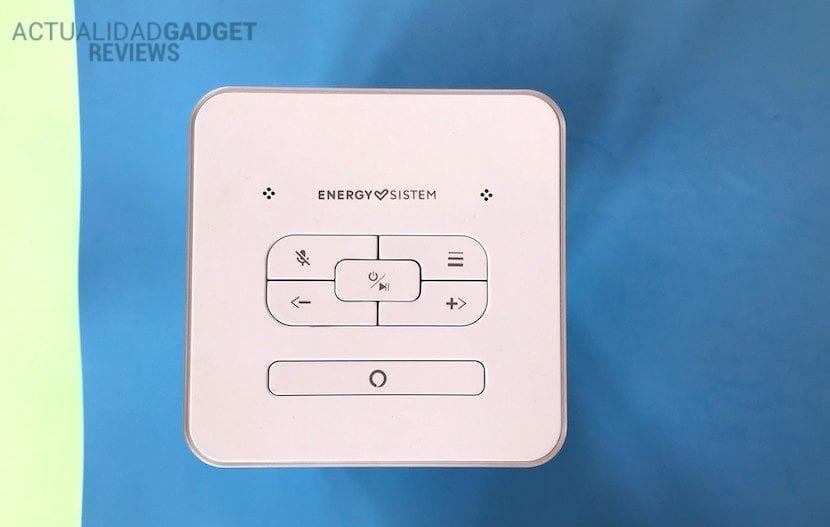 Energy Sistem smart speaker 5 botones
