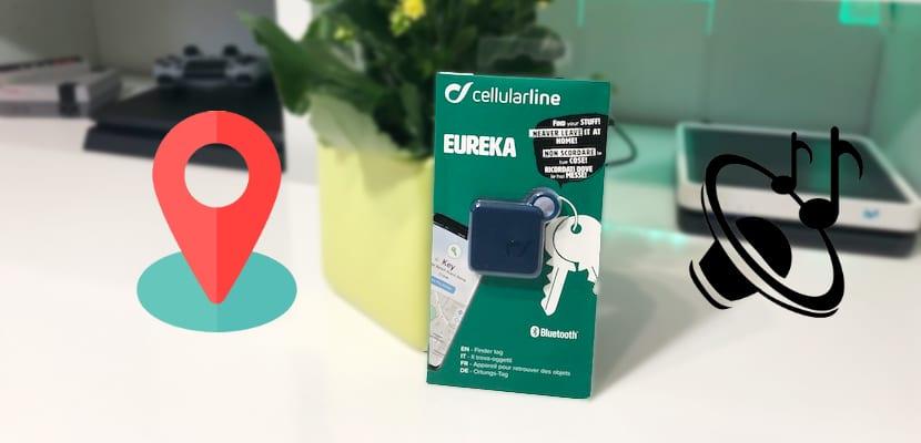 Eureka, un curioso gadget con el que nunca perderás las llaves, ni nada parecido