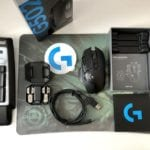 Contenido caja Logitech G502