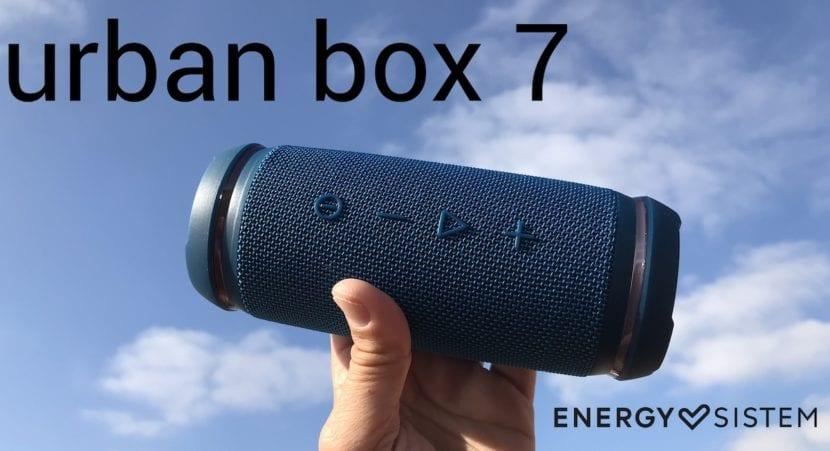 urban box 7 portada