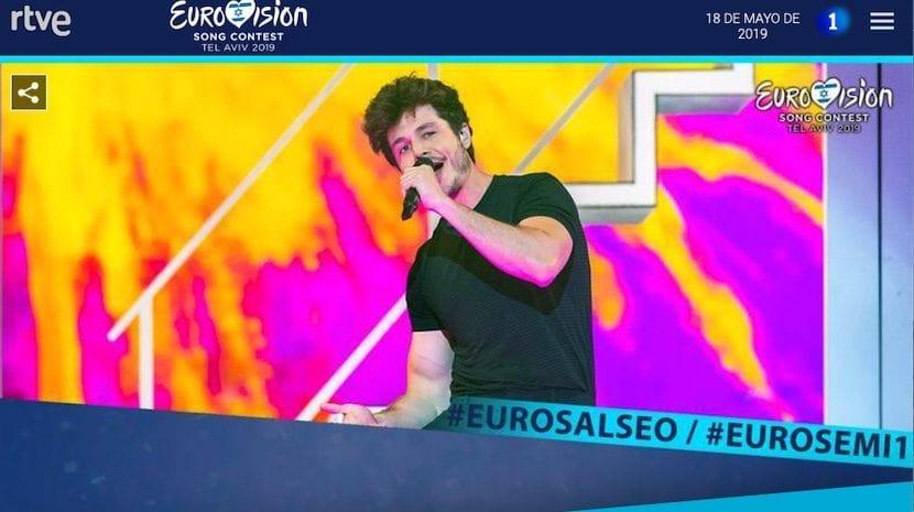 Ver Eurovisión 2019
