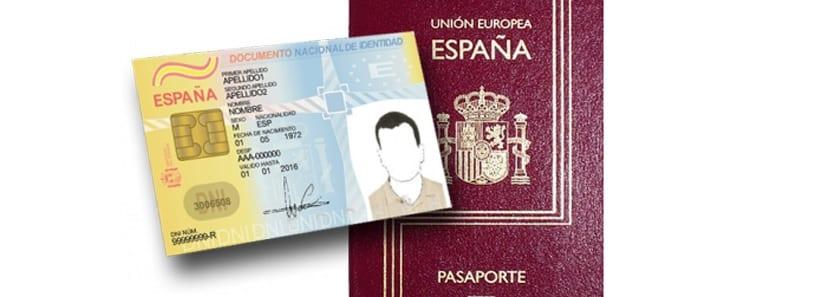 DNI Pasaporte