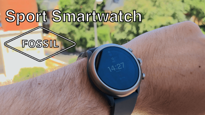 Fossil Sport Smartwatch, una alternativa real con Wear OS