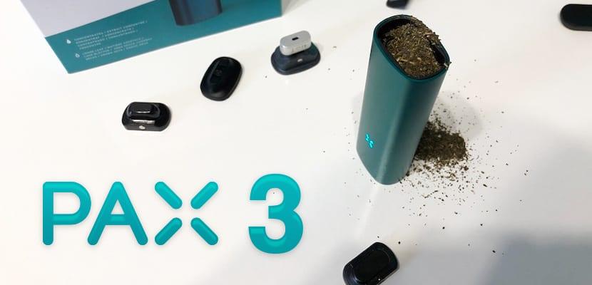 PAX 3 - Analizamos el vaporizador inteligente más premium