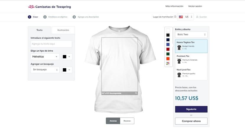 top quality the sale of shoes best deals on Descargar programa para diseñar camisetas