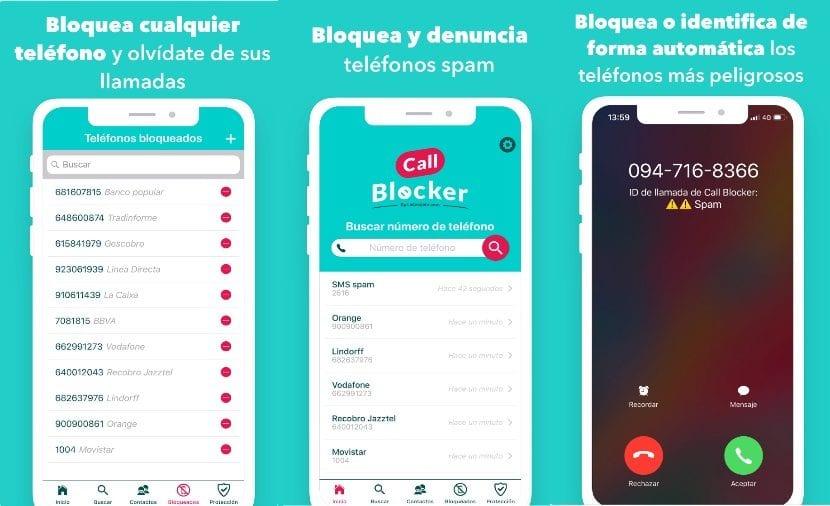 CallBlocker - Saber quien me llama