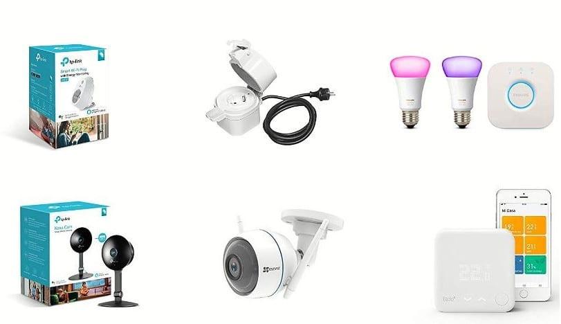 Ofertas Amazo dispositivos conectados