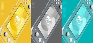 Nintendo Switch Lite Colores