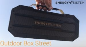 Outdoor Street Box portada