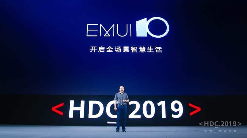 EMUI 10 presentacion