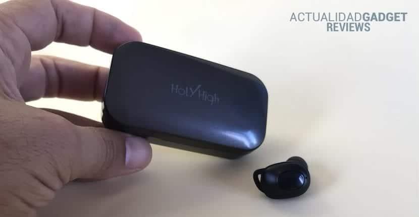 HolyHigh HV-368 tamaño