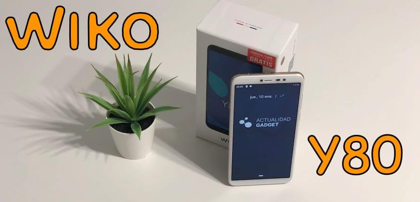 Wiko Y80, análisis con precio y características