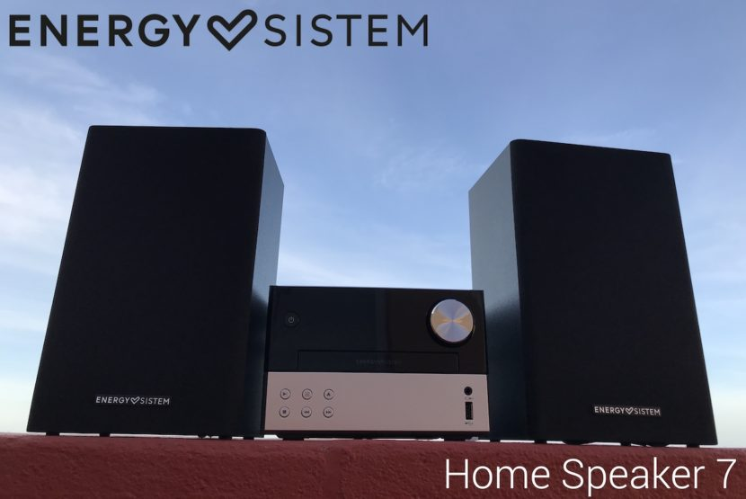 Energy Sistem Home Speaker 7 portada