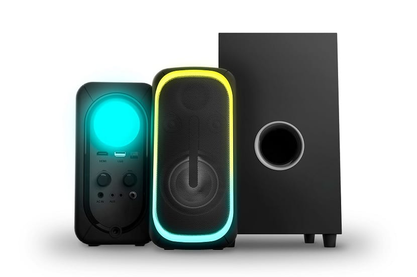 Energy Sistem audio gaming