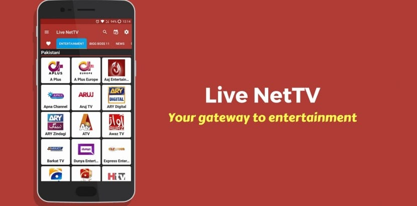 Live NeTV Android