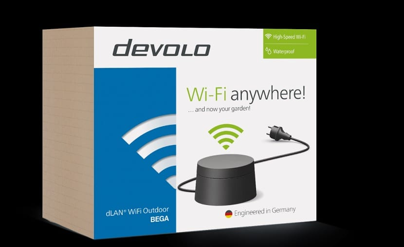 devolo WiFi Outdoor