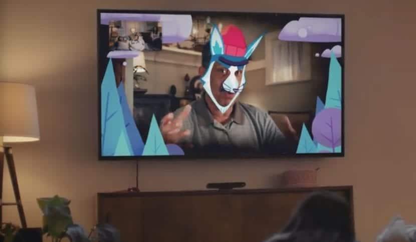 Portal TV Realidad aumentada