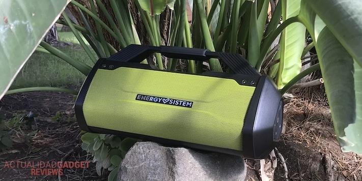 Energy Sistem Outdoor Box Beast jungla