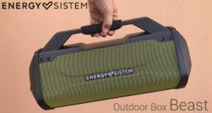 Energy Sistem Outdoor Box Beast portada