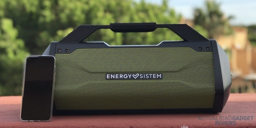 Energy Sistem Outdoor Box Beast tamaño