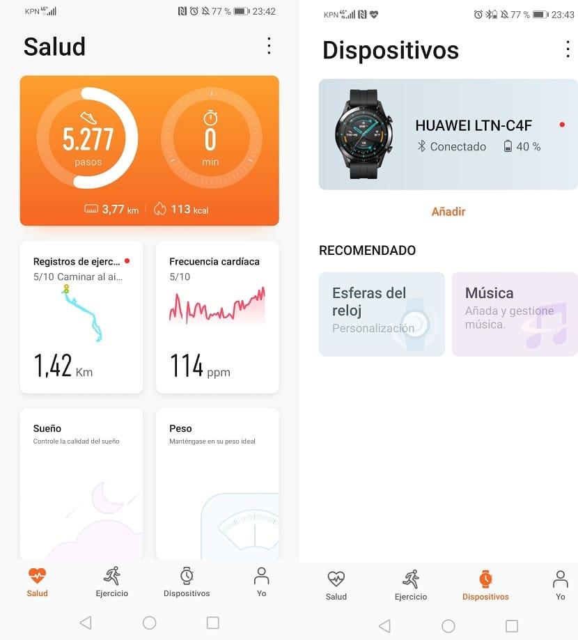 Huawei Salud