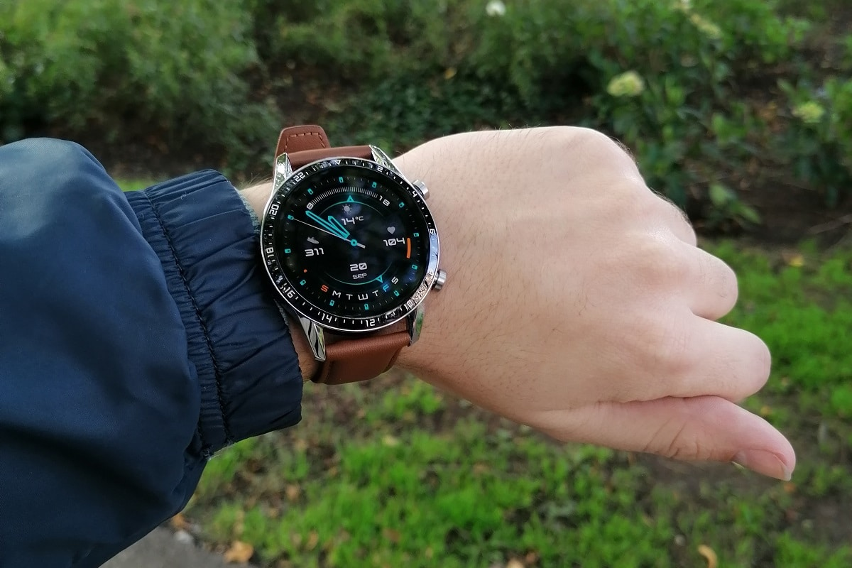 Huawei Watch GT 2 interfaz