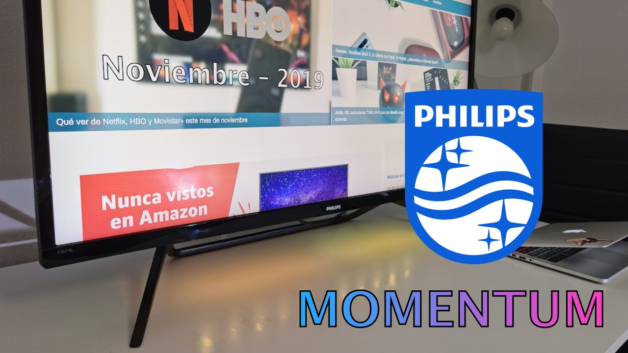 Philips Momentum, análisis del monitor gaming