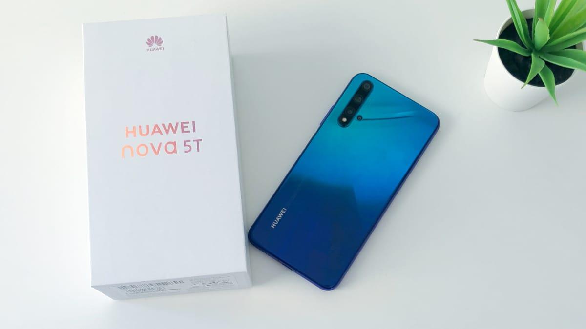 Huawei Nova 5T: Análisis y prueba de cámara